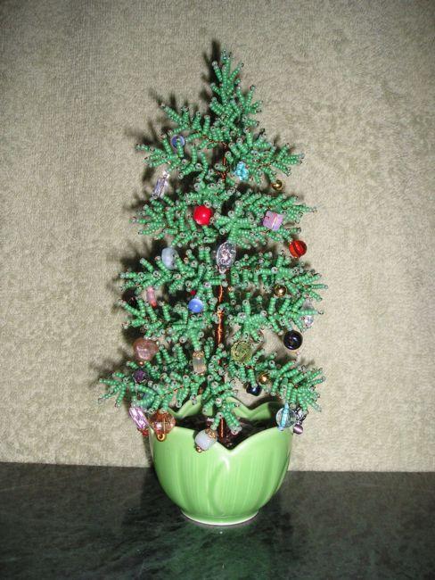 Новогодняя елка 28 10 06