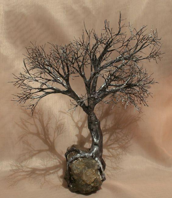 Дерево металлическое 13 12 07